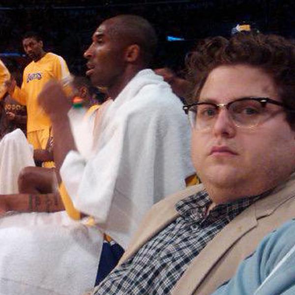 Kobe Bryant, Jonah Hill