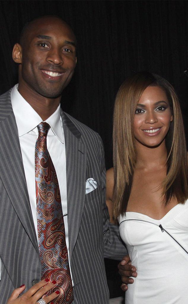Kobe Bryant, Beyonce