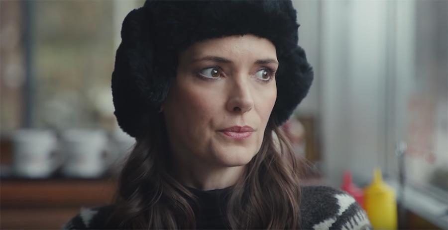 Winona Ryder, SquareSpace, Super Bowl 2020, Ad