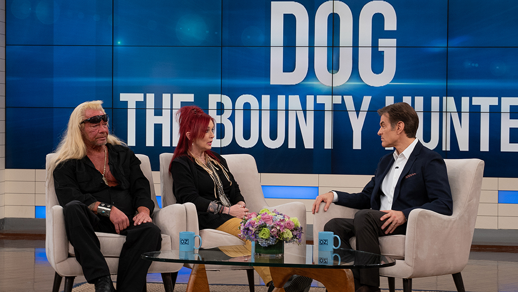 DR. OZ, DOG THE BOUNTY HUNTER, AND MOON ANGELL