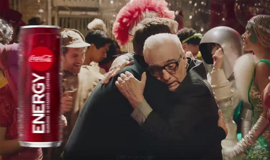 Martin Scorsese, Jonah Hill, Coca-Cola, Super Bowl 2020, Ad