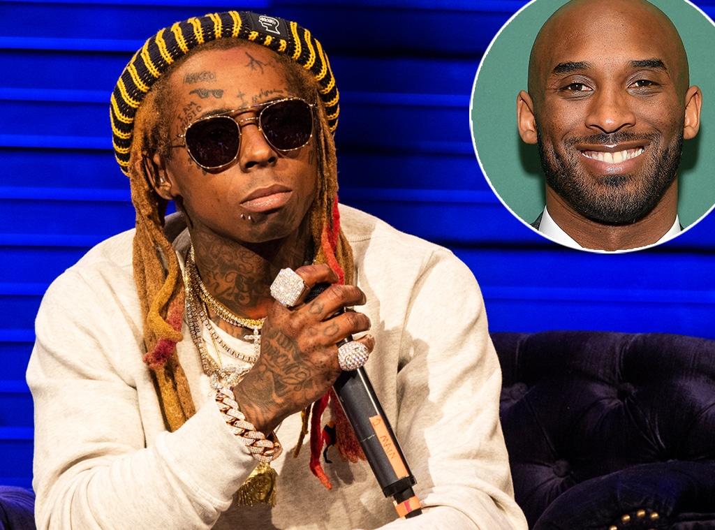 Lil Wayne, Kobe Bryant