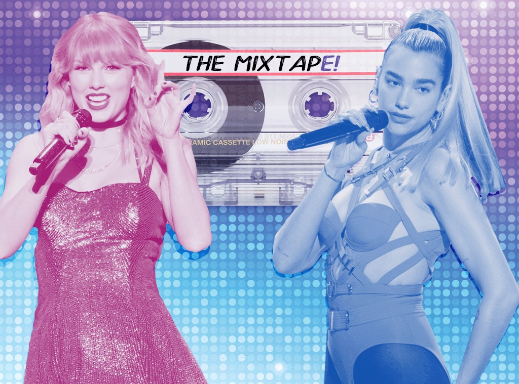 The MixtapE!, Taylor Swift, Dua Lipa