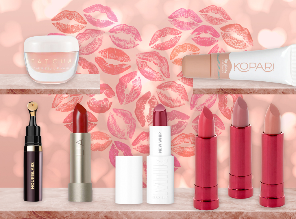 E-Comm: Pucker Up for Valentine's Day with These Awesome Lip Products