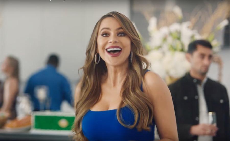 Sofia Vergara, Procter & Gamble, Super Bowl 2020, Ad