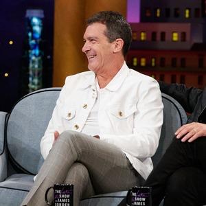 Antonio Banderas, Late Late Show