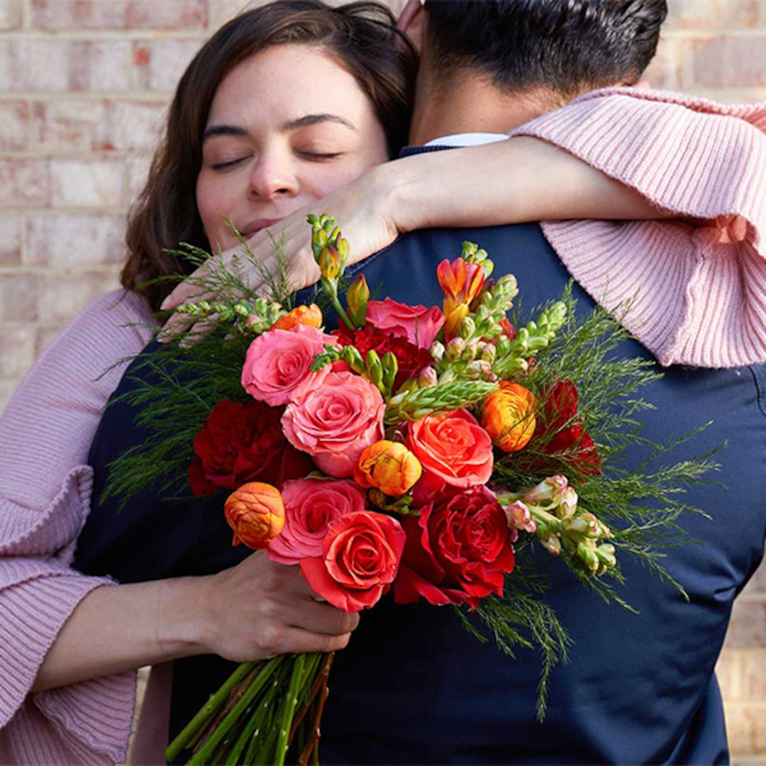 The Top 6 Sites To Buy Valentine S Day Flowers E Online