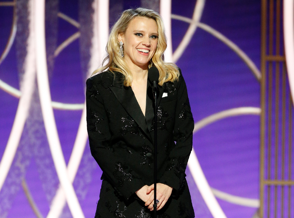 Kate McKinnon, 2020 Golden Globes, Show