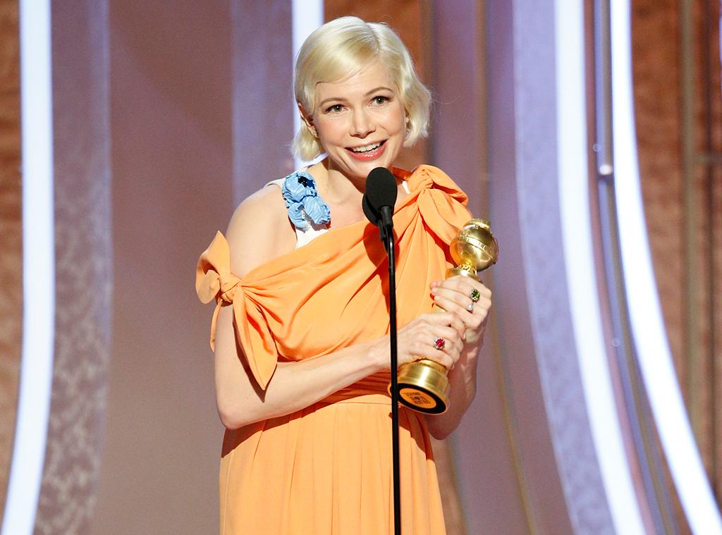 Michelle Williams, 2020 Golden Globe Awards, Winners