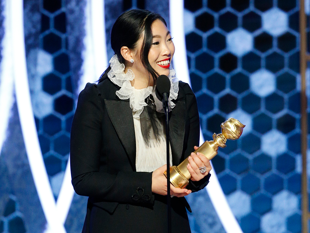 Awkwafina, 2020 Golden Globes, Winners