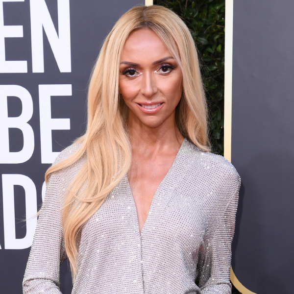 All the Details on Giuliana Rancic's 2020 Golden Globes Gown