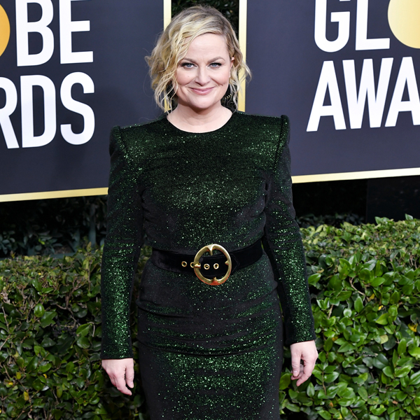"Why Amy Poehler Is ""Really Excited"" to Host the 2021 Golden Globes"