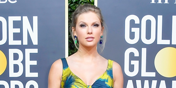Taylor Swift Shines at 2020 Golden Globes in Jaw-Dropping Look
