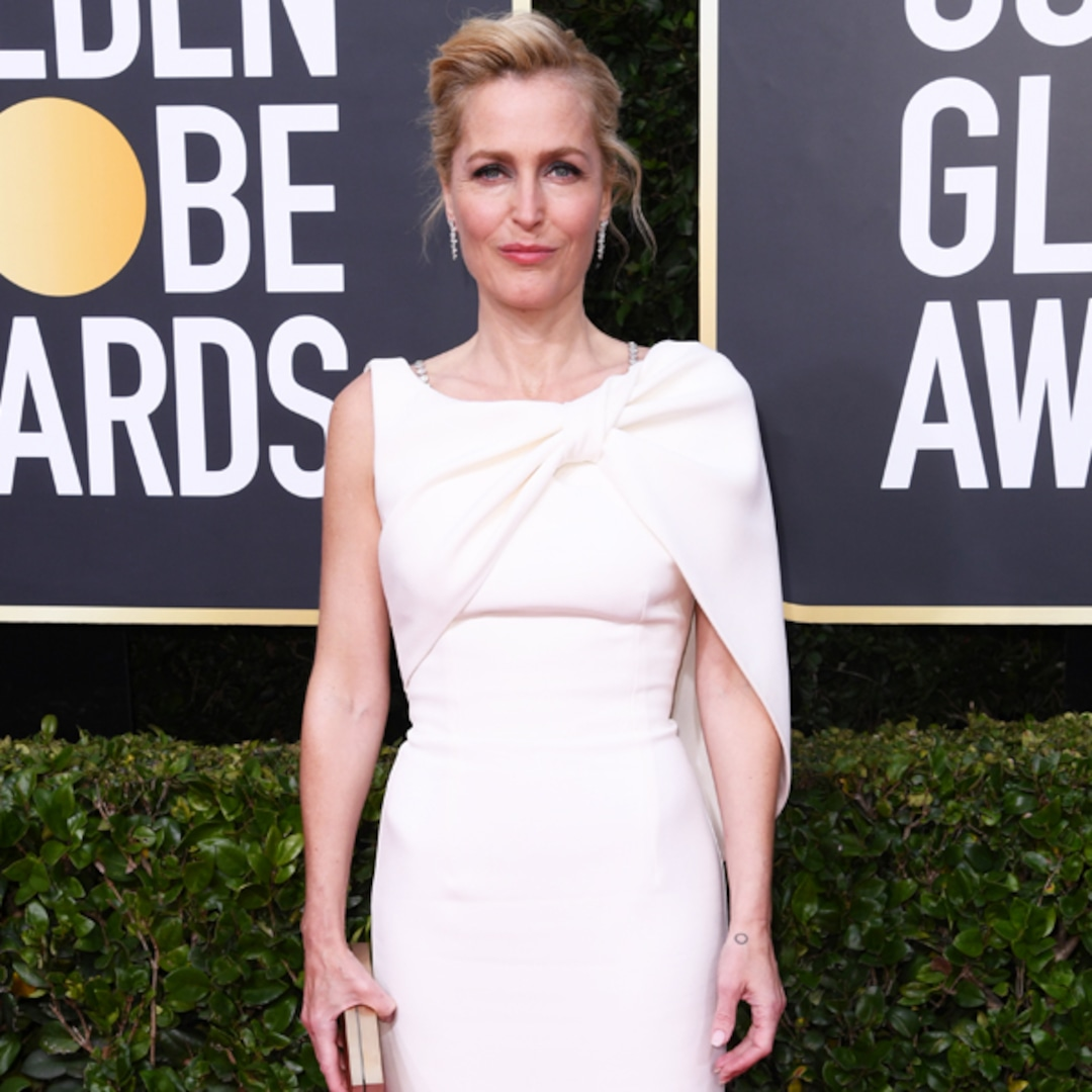 Gillian Anderson Will Play [SPOILER] in Showtime's The First Lady Anthology Series