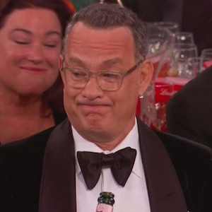 Tom Hanks, 2020 Golden Globe Awards
