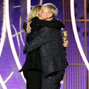 Kate McKinnon, Ellen Degeneres, 2020 Golden Globes, Show