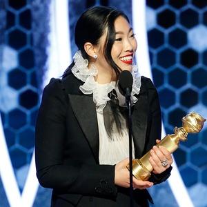 Awkwafina, 2020 Golden Globes, Winners