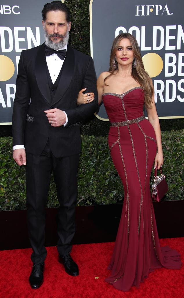 Joe Manganiello, Sofia Vergara, 2020 Golden Globe Awards, Couples