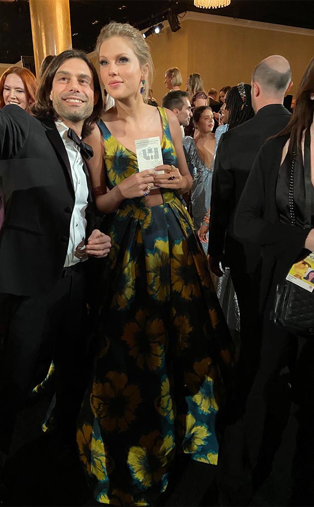 Taylor Swift, 2020 Golden Globe Awards