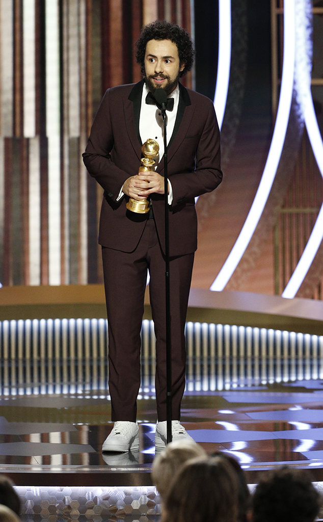 Ramy Youssef, 2020 Golden Globes, Winners