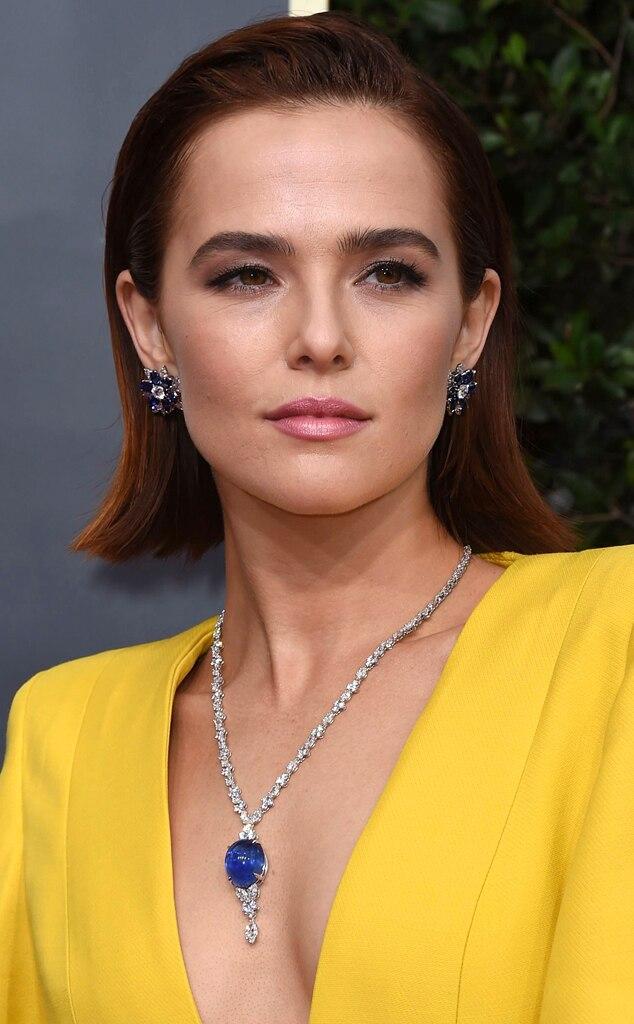 Zoey Deutch From Golden Globes 2020 Best Accessories E News