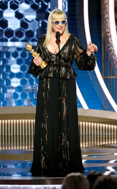 Patricia Arquette, 2020 Golden Globes, Winners