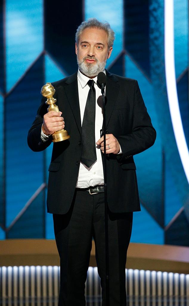 Sam Mendes, 2020 Golden Globes, Winners