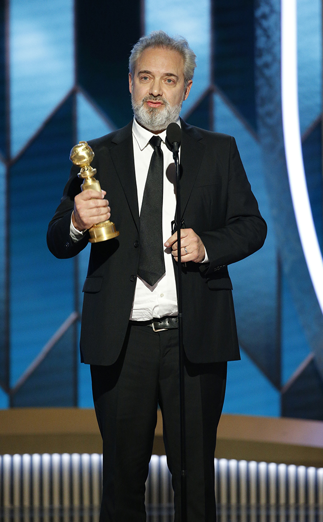 Sam Mendes, 2020 Golden Globes, Winners