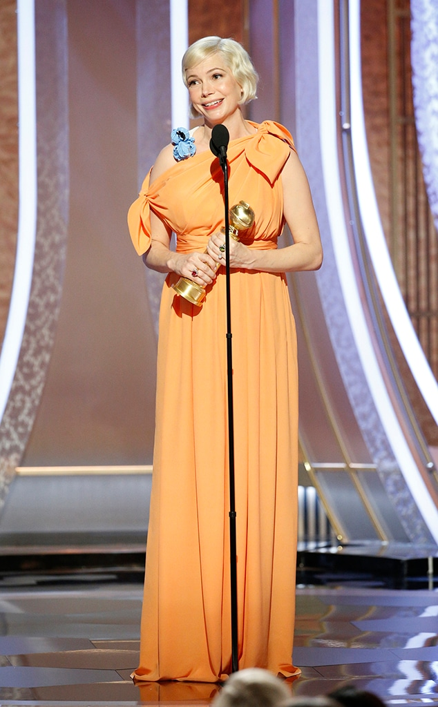 Michelle Williams, 2020 Golden Globes, Winners