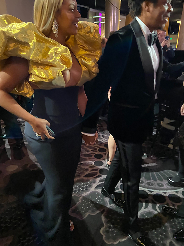Beyonce, Jay Z, 2020 Golden Globes