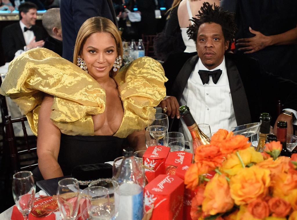 Beyonce, Jay-Z, 2020 Golden Globe Awards