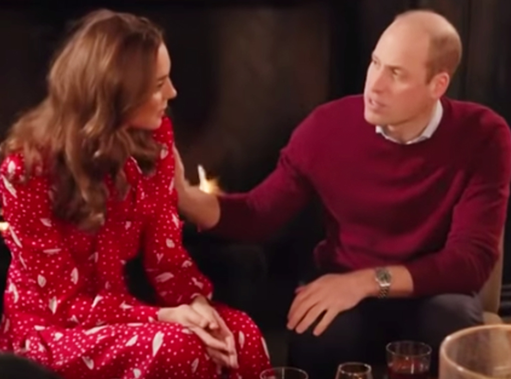Prince William, Kate Middleton, A Berry Royal Christmas 2019 - BBC