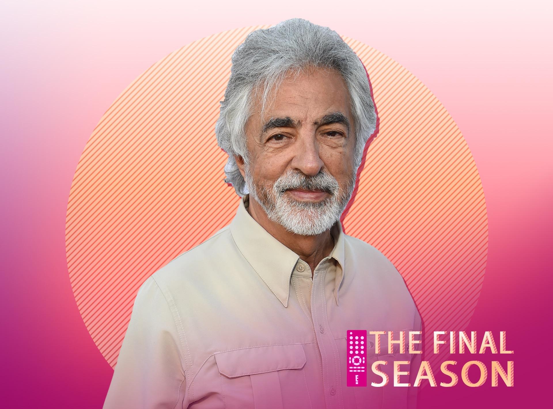 The Final Season - Criminal Minds, Joe Mantegna