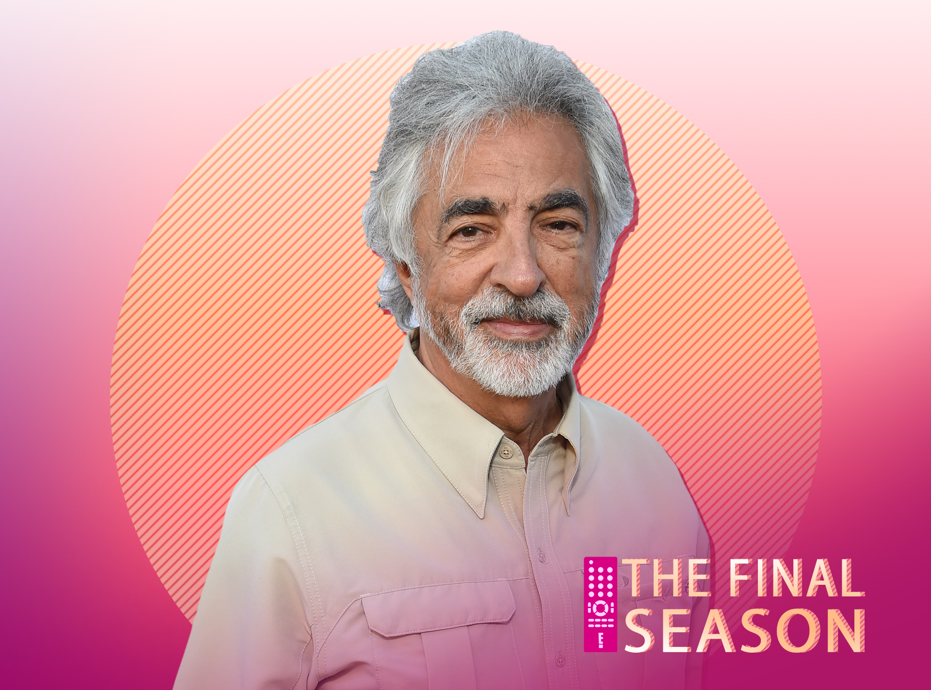 The Final Season - Criminal Minds, Joe Mantegna