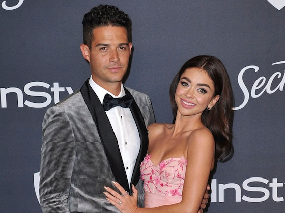 Wells Adams Proves He's a Keeper After Removing Sarah Hyland's Hair Extensions