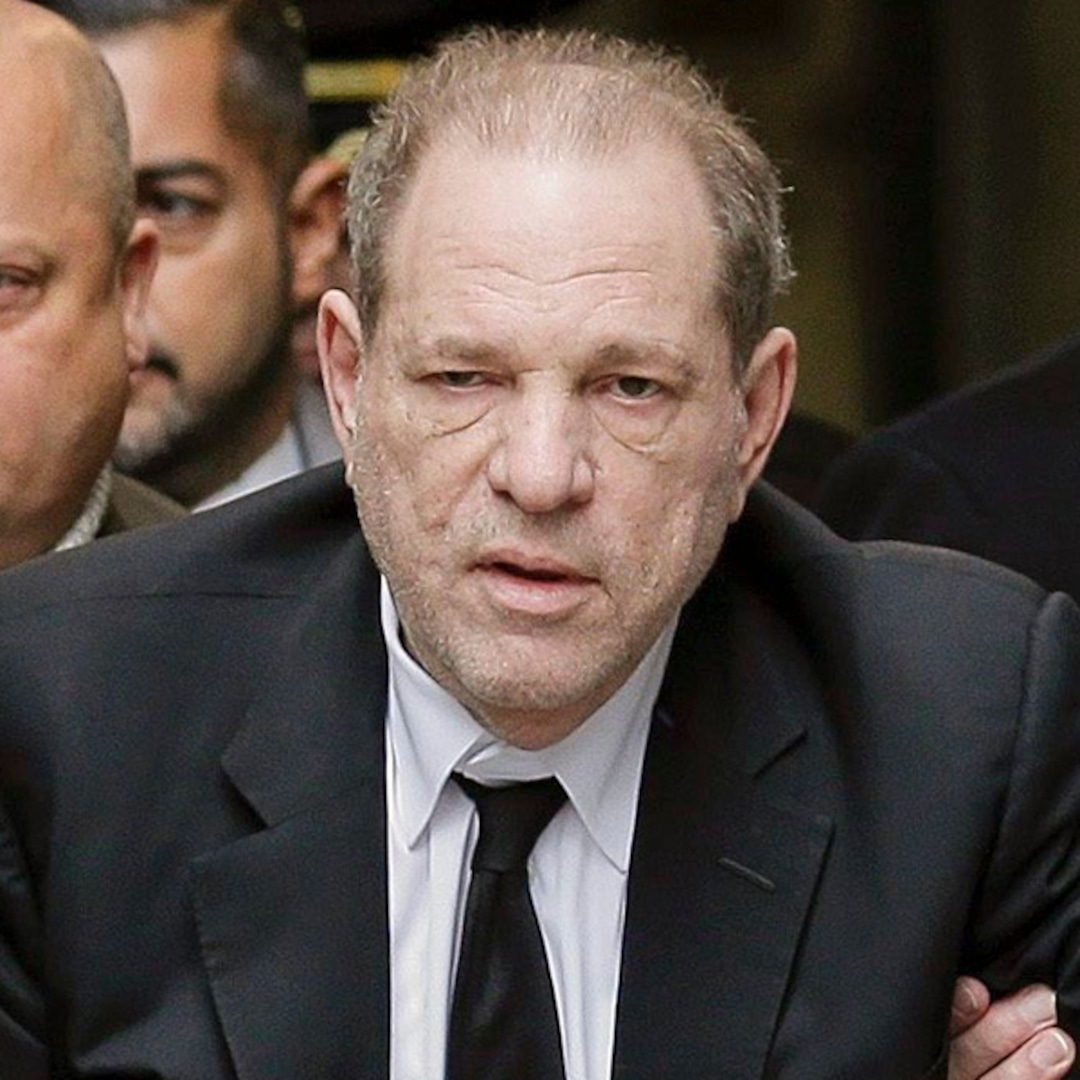 "Harvey Weinstein Is ""Being Closely Monitored"" After Falling Ill in Prison"