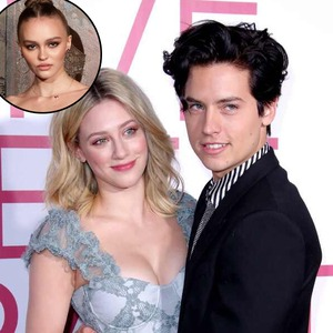 Cole Sprouse, Lili Reinhart, Lily-Rose Depp