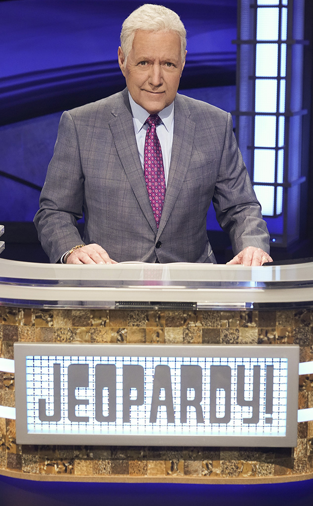 Jeopardy, Alex Trebeck