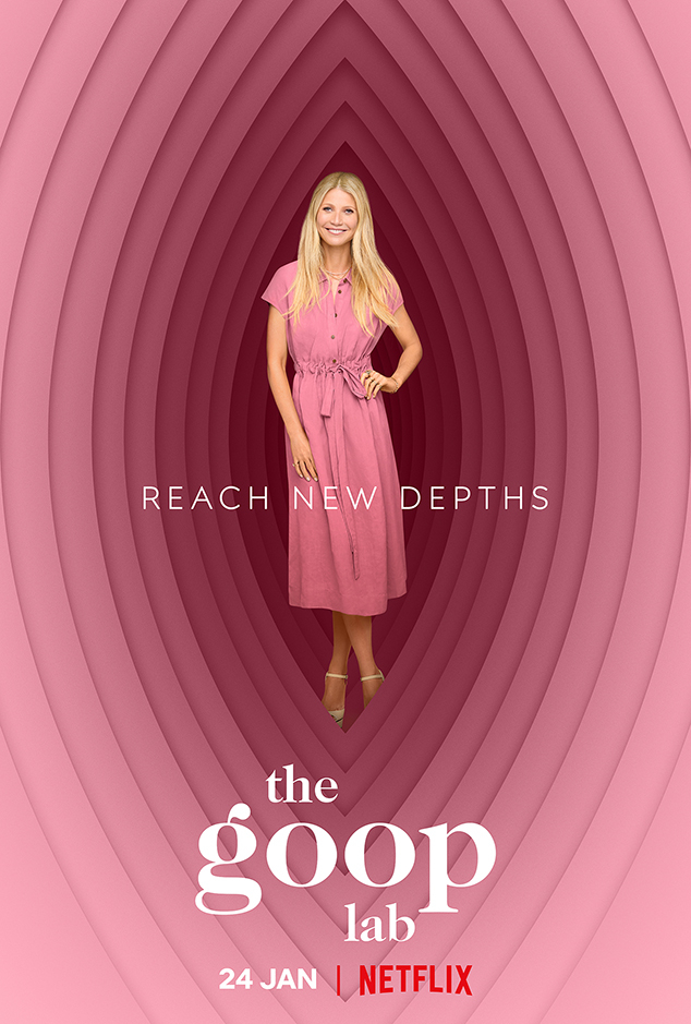 Gwyneth Paltrow, The Goop Lab Promo 2019