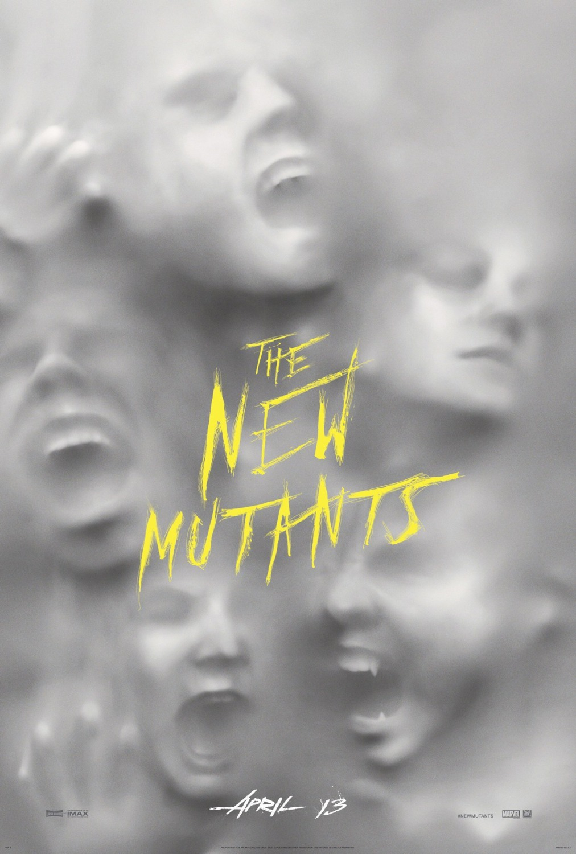 Os Novos Mutantes, poster