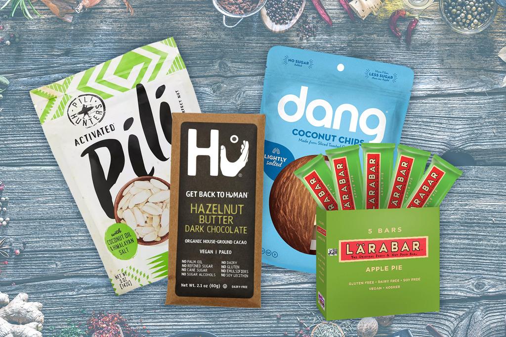 E-Comm: Paleo Snacks