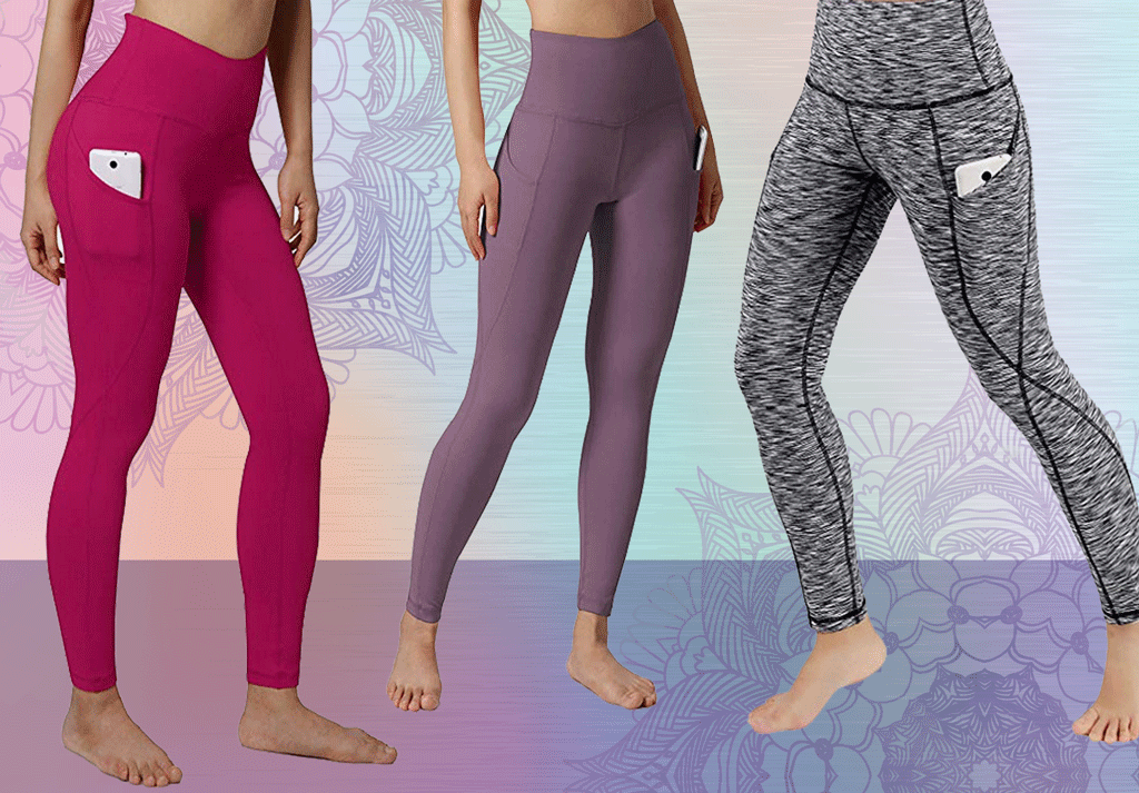 These 22 Leggings With Pockets Have 11 000 5 Star Amazon Reviews E Online