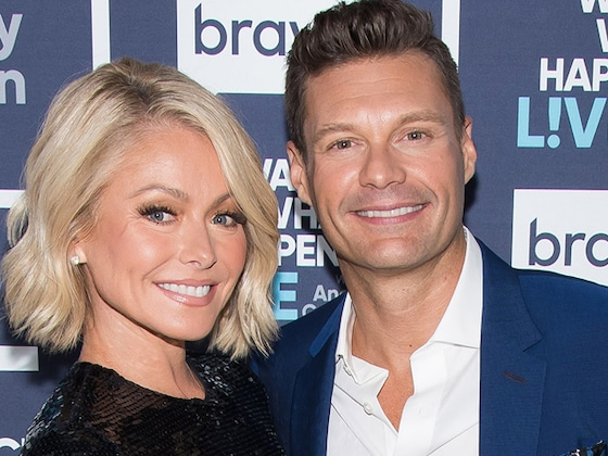 "Why Kelly Ripa Feels Like She's ""Cheating"" on Her & Ryan Seacrest's Morning Show"