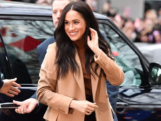 Meghan Markle Shares Unseen Photos of Her Behind-the-Scenes Charity Work