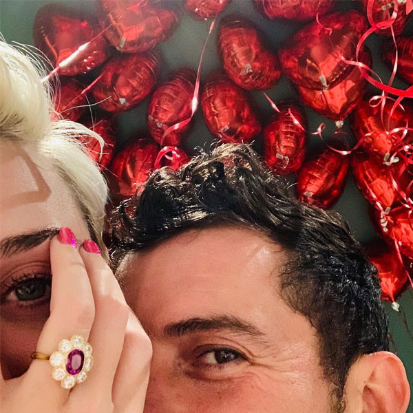 Happy Birthday, Orlando Bloom! Take a Look at All of His Cutest Photos with Katy Perry