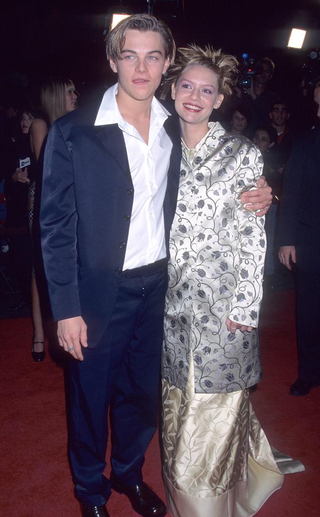 Leonardo DiCaprio, Clare Danes, 90s