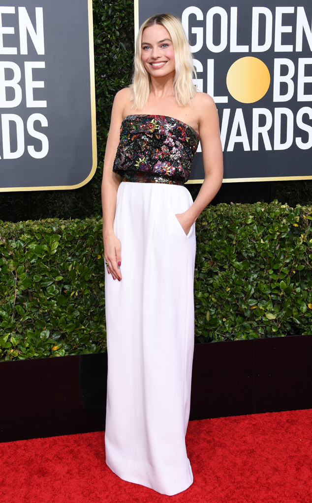 Margot Robbie, 2020 Golden Globe Awards