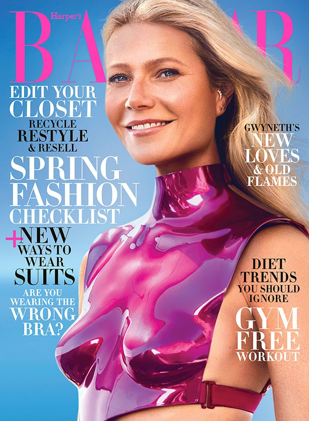 Gwyneth Paltrow, Harper's Bazaar, February 2020