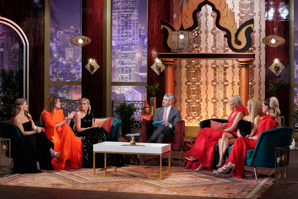 Real Housewives of Dallas, Reunion, LeeAnne Locken
