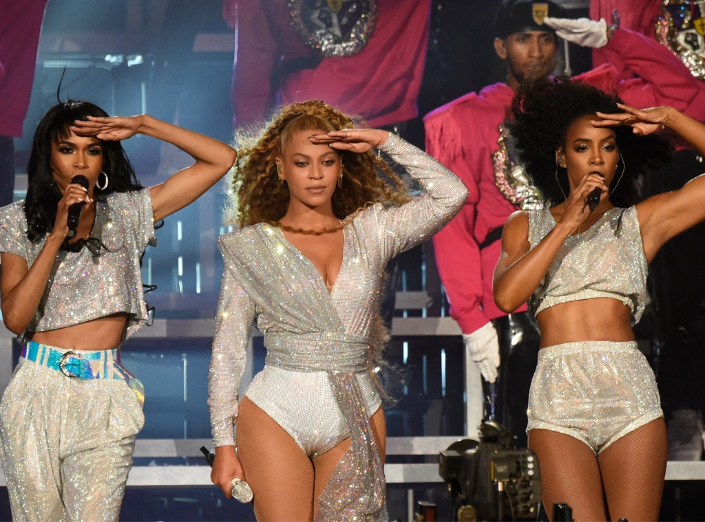Destinys Child, Beyonce, Coachella